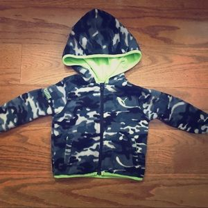 Puma Hooded Fleece Jacket 6-9 Months